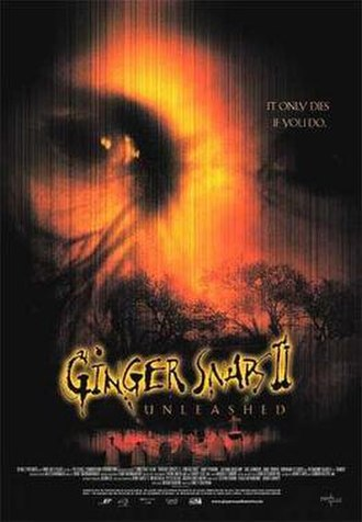 Ginger Snaps 2: Unleashed - Theatrical release poster