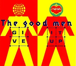 Give It Up (The Good Men song) - Image: Give It Up by The Good Men