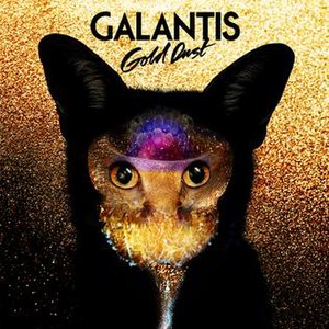 Gold Dust (Galantis song) - Image: Gold Dust by Galantis Single