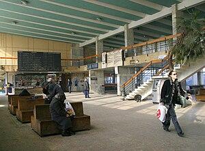 Gorna Oryahovitsa -  Gorna Oryahovitsa railway station