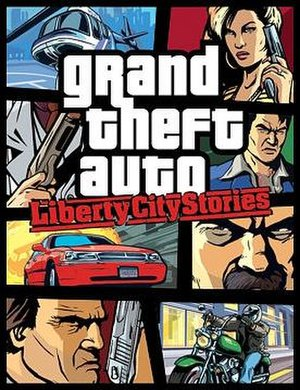 Grand Theft Auto: Liberty City Stories - Image: Grand Theft Auto Liberty City Stories box