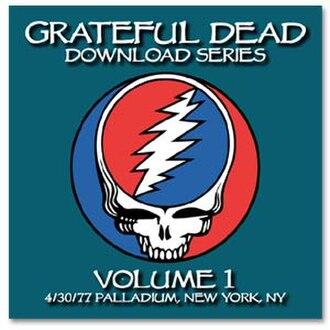 Grateful Dead Download Series Volume 1 - Image: Grateful Dead Grateful Dead Download Series Volume 1