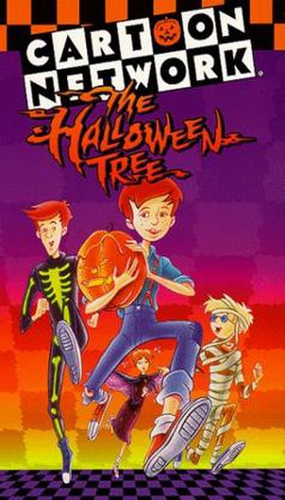 Picture of a movie: The Halloween Tree