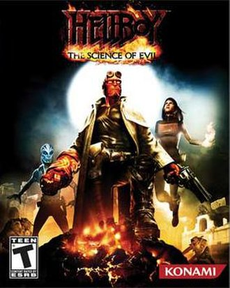 Hellboy: The Science of Evil - Image: Hellboy Science of Evil