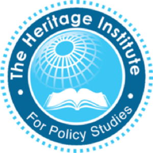 Heritage Institute for Policy Studies - Image: Heritage Institute Policy Studies Logo