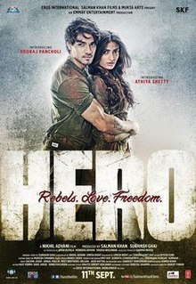 Hero (2015) Watch Online Free Hindi Movie