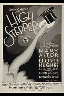 <i>High Steppers</i> 1926 film
