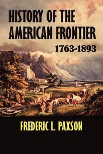 History of the American Frontier - Image: History of the American Frontier