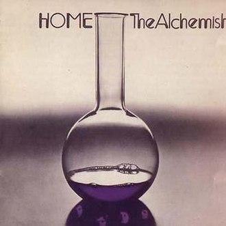 The Alchemist (Home album) - Image: Homethealchemist