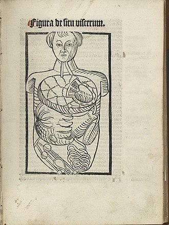 Magnus Hundt - From Magnus Hundt's Antropologium de hominis dignitate. (Bologna, 1523).