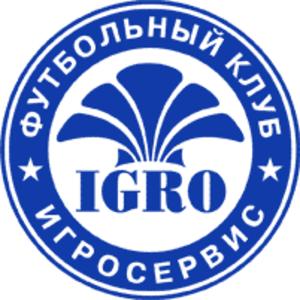 FC Ihroservice Simferopol - Club crest