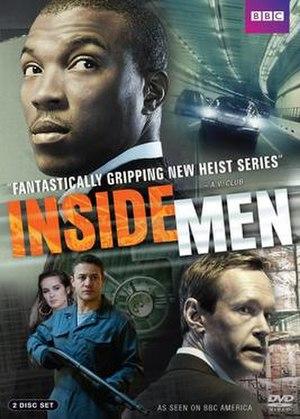 Inside Men - DVD cover
