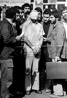 Barry Rosen The Embassys Press Attach Was Among Hostages Man On Right Holding Briefcase Is Alleged By Some Former To Be Future