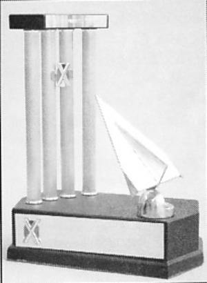Iven C. Kincheloe Award - Iven C. Kincheloe Trophy