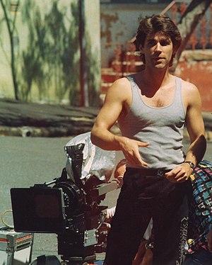 John Jopson - Jopson filming in Australia, 1988.