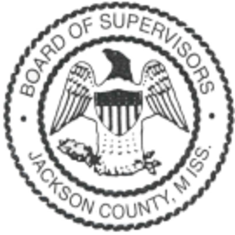 Jackson County, Mississippi - Image: Jackson County ms seal