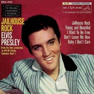 Jailhouse Rock (EP) - Image: Jailhouse