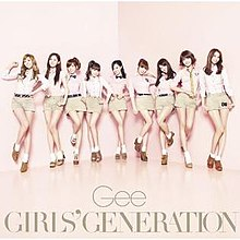 Gee (Girls' Generation song) - Wikipedia