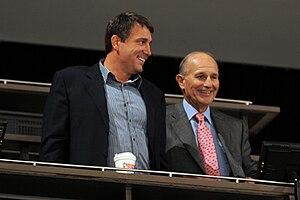 Boston Bruins Owner Jeremy Jacobs talks hockey...