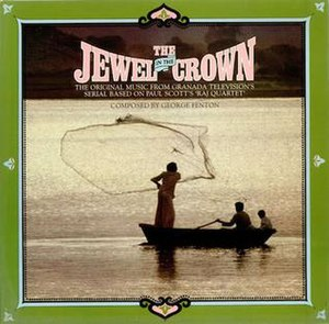 The Jewel in the Crown (TV series) - Image: Jewelinthecrownsound track