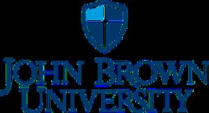 John Brown University - Image: John Brown University stacked logo