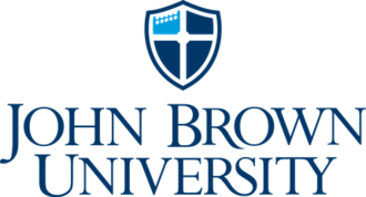 John Brown University - Image: John Brown University stacked logo