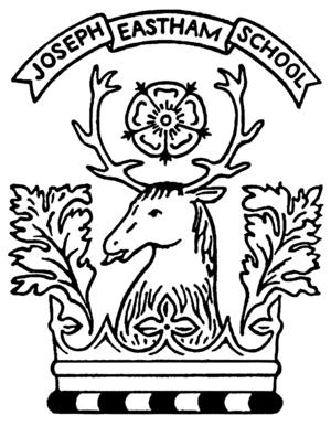 Joseph Eastham High School - Joseph Eastham School badge, 1961