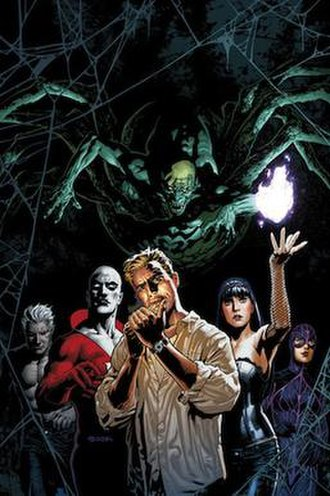 Justice League Dark - Image: Justice League Dark 9