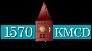 KMCD - Image: KMCD 1570 logo