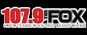 KPFX - 107.9 The Fox logo