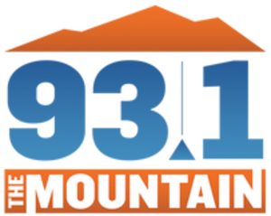 KYMT - Image: KPLV 93.1The Mountain logo