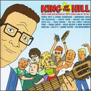 King of the Hill (soundtrack) - Image: Kothsoundtrack