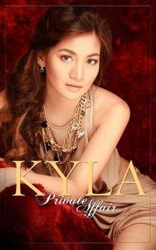 private affair kyla album wikipedia
