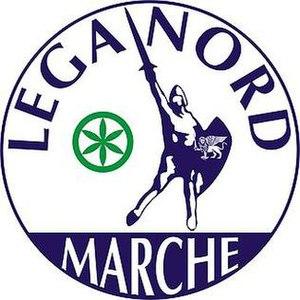 Lega Nord Marche - Image: Lega Marche Logo