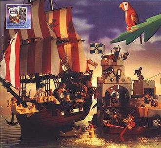 Lego Pirates - Image: Lego Pirates