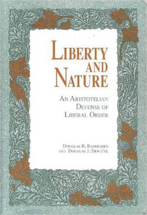 Liberty and Nature - Cover of the first edition