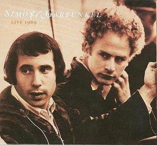 <i>Live 1969</i> 2008 live album by Simon and Garfunkel
