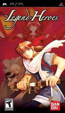 The Legend of Heroes: A Tear of Vermillion - Wikipedia