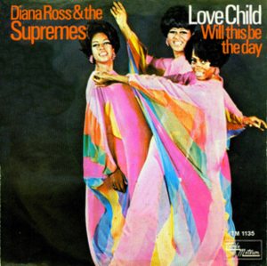 Love Child (song) - Image: Lovechild single supremes