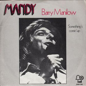 Brandy (Scott English and Richard Kerr song) - Image: Mandy Barry Manilow