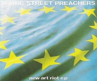New Art Riot - Image: Manic Street Preachers New Art Riot