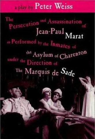 Marat/Sade - Image: Marat Sade Play Cover