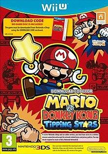 Cover artwork of the European Wii U version