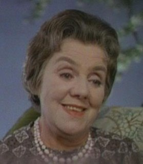 Marjorie Rhodes British actress (1897-1979)