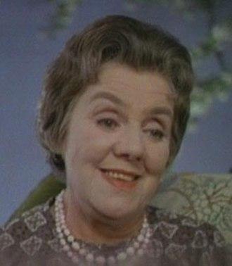 Marjorie Rhodes - Image: Marjorie Rhodes