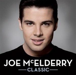 Classic (Joe McElderry album) - Image: Mc ELDE Rz CLASSIC