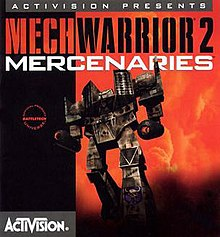 MechWarrior 2 Merc cover.jpg