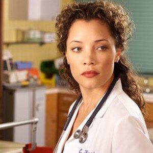 Cleo Finch - Image: Michael Michele as Cleo Finch
