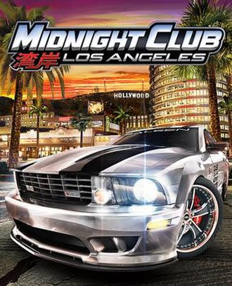 Midnight Club: Los Angeles - Image: Midnight Club Los Angeles