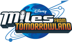Miles from Tomorrowland - Image: Miles from Tomorrowland logo